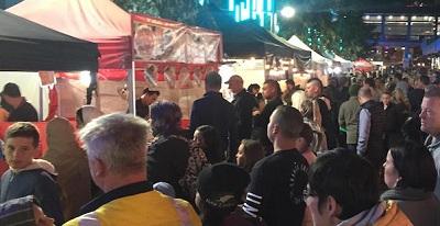 Eat Street Markets
