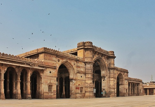 Jama Masjid Places To Visit In Ahmedabad