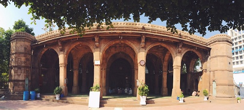 Sidi Saiyyed Mosque Ahmedabad Best Place To Visit