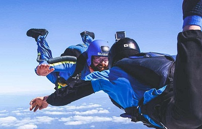 Skydiving On The Coast Things To Do In Wollongong