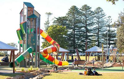 Stuart Park Best Place In Wollongong