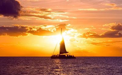 Sunset Cocktail Cruise Waikiki