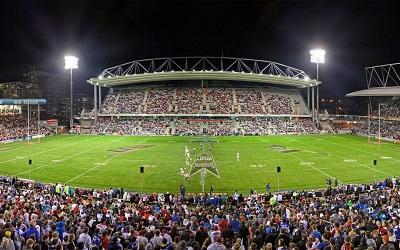 WIN Stadium In Australia