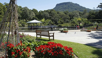 Wollongong Botanical Gardens