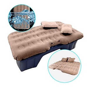 HIRALIY Car Inflatable Mattress Air Beds