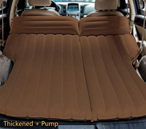 LUOOV Mutlifunctional Car SUV Air Mattress