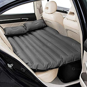 Zone Tech Car Travel Inflatable Air Mattress Back Seat