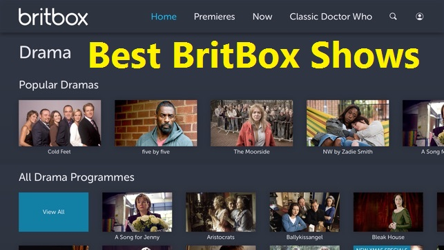 Best BritBox Shows