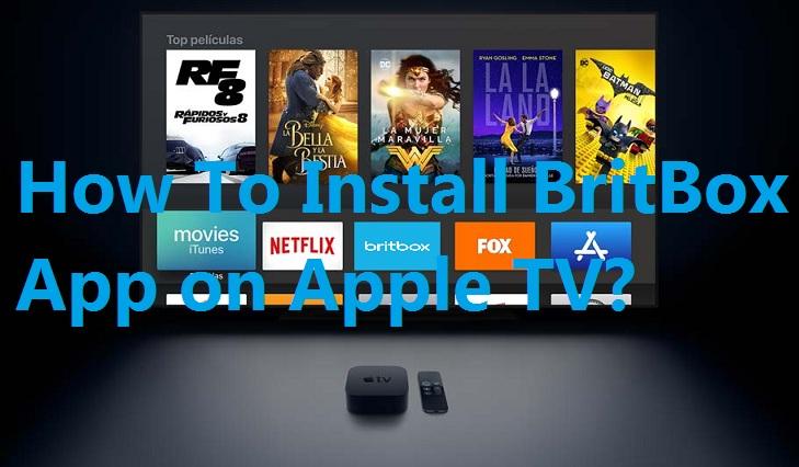 BritBox on Apple TV