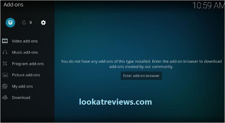 Addon Browser