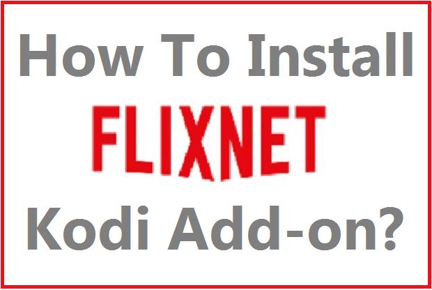 Flixnet Kodi Addon