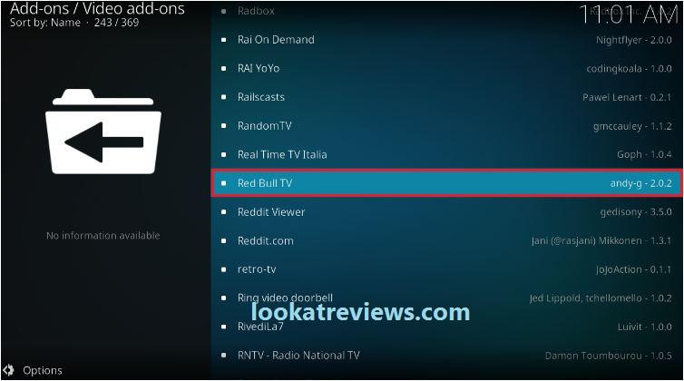 Select Red Bull TV