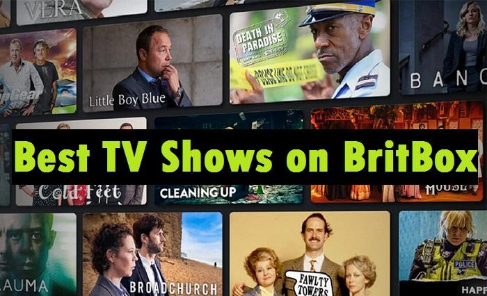 Best Series on BritBox