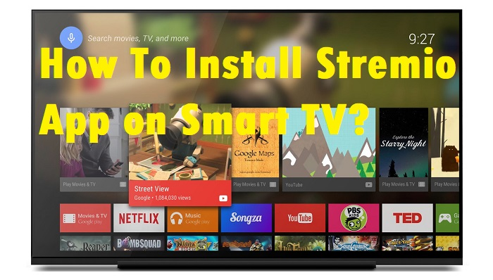 Stremio for Smart TV