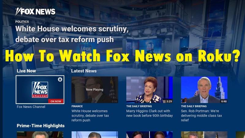 Fox News on Roku
