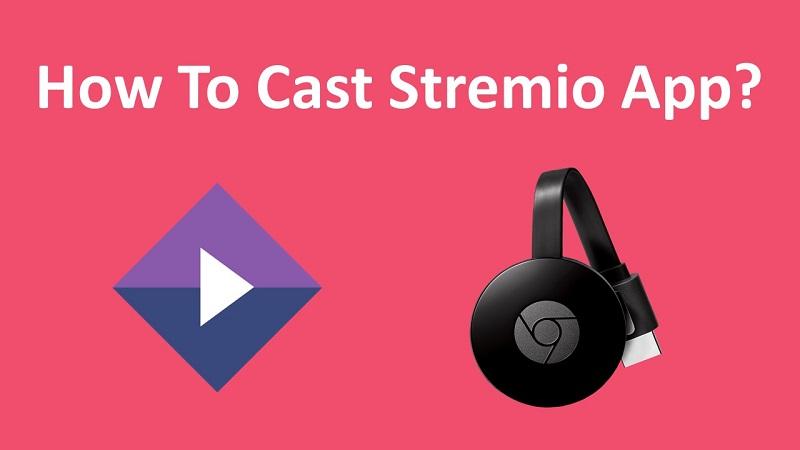 How To Chromecast Stremio App