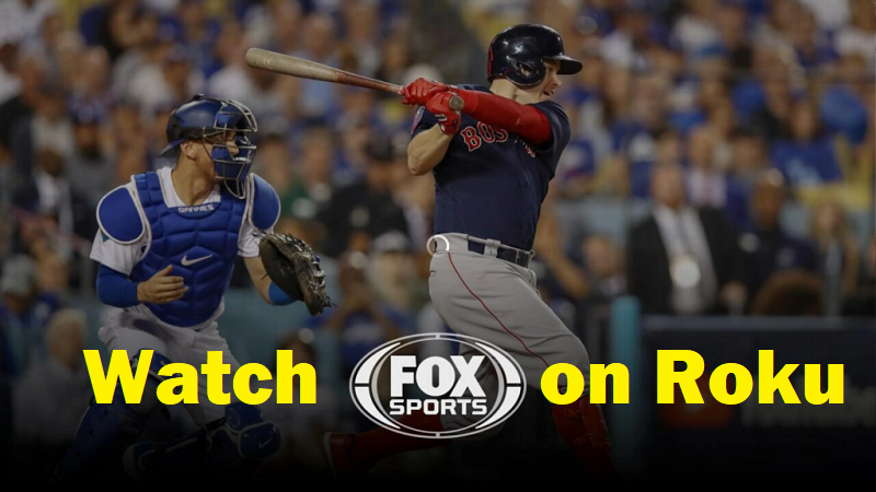 Get Fox Sports on Roku