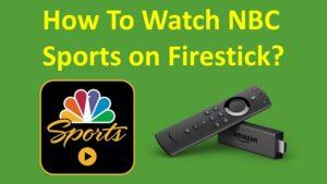is nbc app free on firestick
