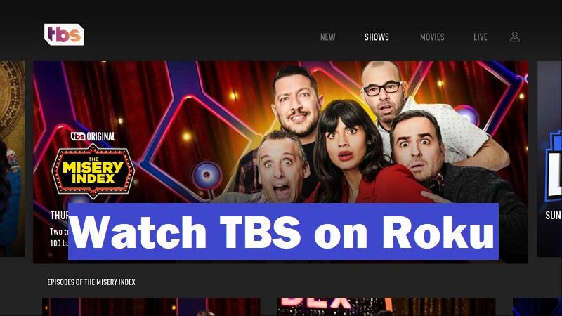 Watch TBS on Roku TV